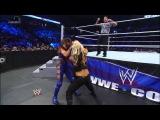 Kaitlyn vs. Tamina Snuka SmackDown, March 8, 2013