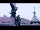 Львів Мега памятник Адаму Міцкевичу Lviv Mega monument Adam Mickiewicz