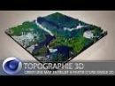 [C4D] [FR] Topographie 3D - Créer une Map en relief à partir d'une image 2D.