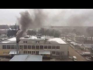 Жильцы дома по ул. Дача 55 ЗАДЫХАЮТСЯ от черного едкого дыма. Харьков