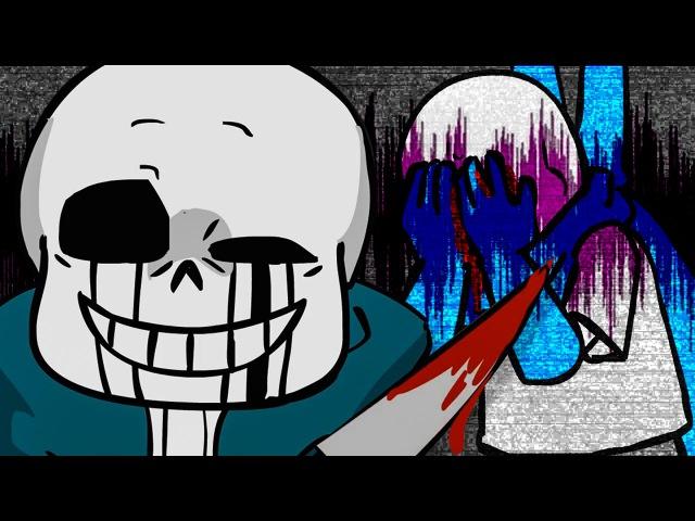 Альтернативные Вселенные Swap против Killer (Анимация) | Undertale AU (Русский Дубляж)