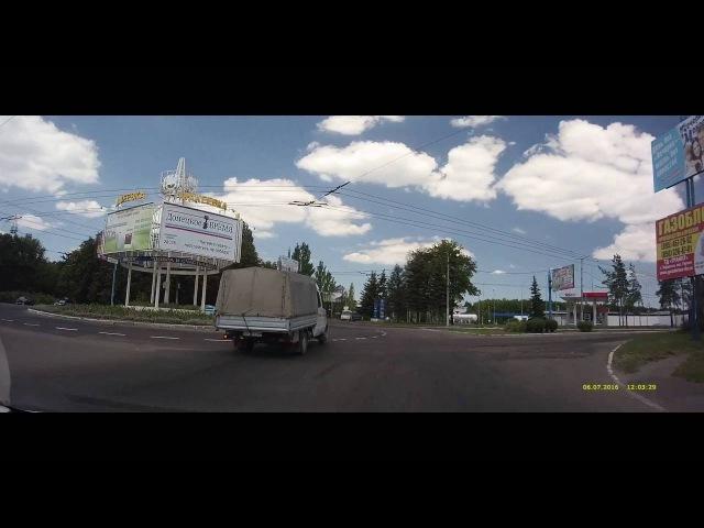 Кольцо 4-13 (Зеленый) - Чайкинское кольцо (по объездной), Макеевка, ДНР