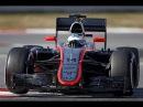 Крышка канализационного люка попала в болид «Формулы-1» (Неожиданная авария)