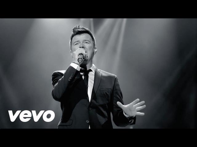 Rick Astley - Keep Singing