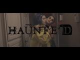 Stwo - Haunted (ft. Sevdaliza) Hali Tavarez Dance Video ft. Tam Rapp (Coraline Inspired)