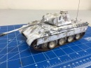 Tutorial 1 Complete step by step white washing weathering of a 1 35 Tamiya Panther