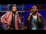 Donald Glover &amp Reggie Watts Make Music