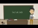 Урок французского языка 6 с нуля для начинающих- определённые артикли