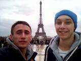 Привет с Парижа от команды Barlions для Street Workout и Дениса Минина