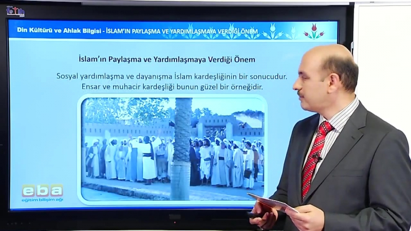 64-İslamın Paylaşma ve Yardımlaşmaya Verdiği Önem - DİN KÜLTÜRÜ DERSLERİ - TEOG