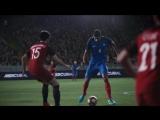 Новая реклама Nike football с Криштиану Роналду, Гарри Кейном и Энтони Марсиалем