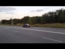 BMW 320Xi tuned vs KIA RIO stock drag for fun