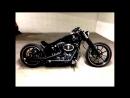 Harley Davidson Breakout FXSB Softail Custom Best Umbau
