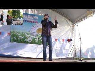 Григорий Герасимов - 1.Я брошу мир к твоим ногам 2.Россия Интервью (12.06.15)