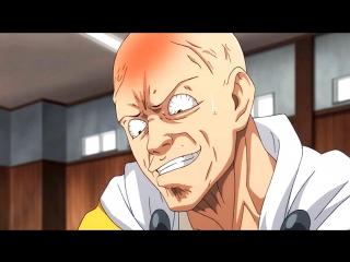★ванпанчмен {клип}★one punch man {amv}★very bald man★