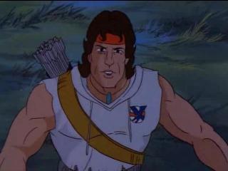 Рэмбо и Сила свободы. (1986) [54] - Мираже