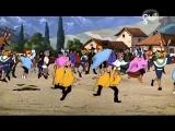 Тинтин Храм Солнца / Tintin et le temple du soleil. 1969, мультфильм, детектив, приключения, семейный,HD-720