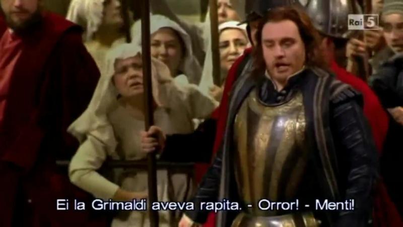 Simon Boccanegra (Muti; Petean, Agresta, Beloselskiy, Meli) Opera di Roma, 2012