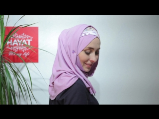 Как надевать готовый хиджаб READY-TO-GO