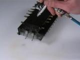 Работа с аэрографом - Покраска модели - Градиент, высветление, тени - ЧАСТЬ №2