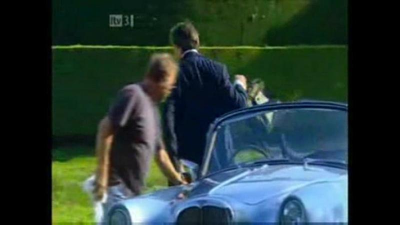 Питер Кингдом вас не бросит/Kingdom (2007 - 2009) О съёмках №1