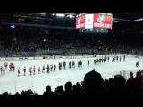 hockey#last seconds of 3rd period#we won!)#Tatneftarena Kazan# Ak bars(Kazan)-Spartak(Moscow).3.12.16