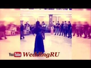 Чеченец взорвал Танцпол!! Чеченская Лезгинка 2015! Иса Идрисов танцует