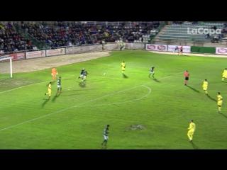 «Толедо» 0-3 «Вильярреал»