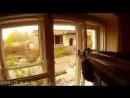 Страйкбол Новосибирск клуб Генштаб - Небольшой ролик с прошлогодних игр на дисбате