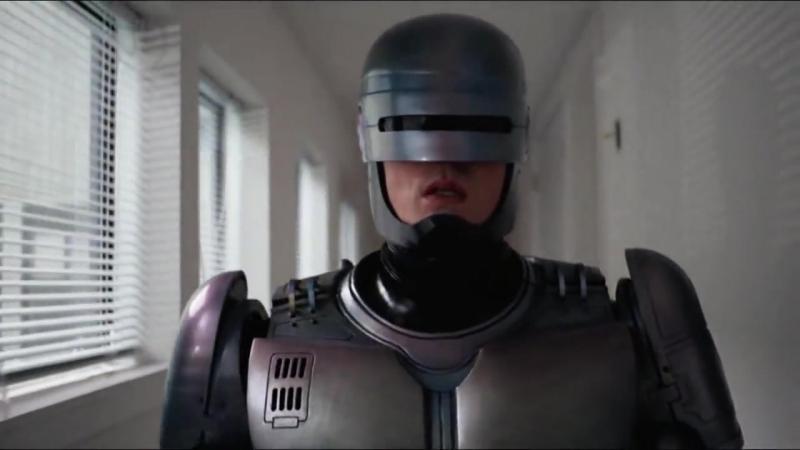 Робокоп RoboCop 1987 Мерфи Возвращается Домой