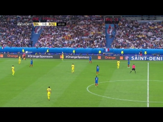 UEFA EURO 2016 [France Vs Romania] [ENG]