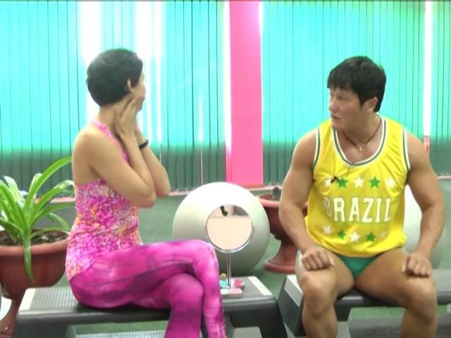 Фитнес лица. Лимфодренажный массаж для лица.