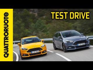 2015 Ford Focus 1.5 TDCi Titanium - Test Drive