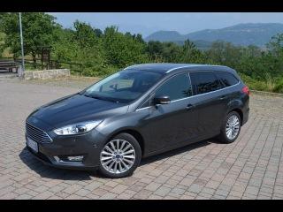 Ford Focus 1.5 tdci diesel - Test Drive