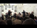 М. Брух Концерт для скрипки, виолончели, 1 часть. Камерный оркестр Игоря Лермана