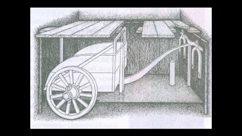 Древние открытия. 1.Транспорт.