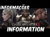 DARK AVENGER 3 - MAIS INFORMAÇÕES (information)