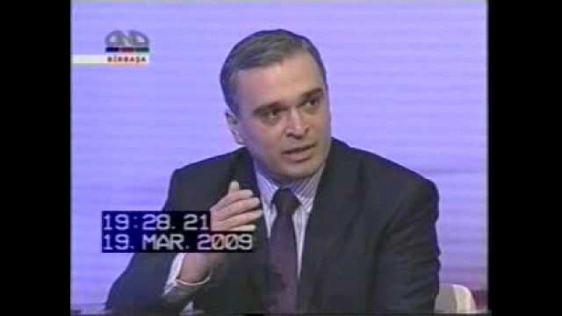 İlqar Məmmədov 2009 Ana Yasa referendumu haqqında, ANS TV