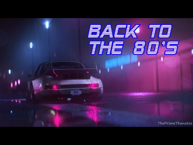 Back To The 80s | Best of Synthwave And Retro Electro Music Mix for 2 Hours | Vol. 4