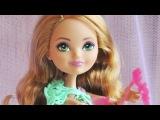 Обзор на куклу Эшлин Элла (Ashlyn Ella Archery Competition)