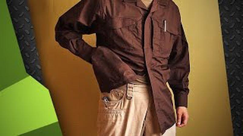 Тактическая рубашка Tru-Spec 24-7 (Ultralight uniform shirt)