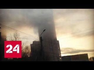 Одна муть: очевидец прислал видео смога в Челябинске