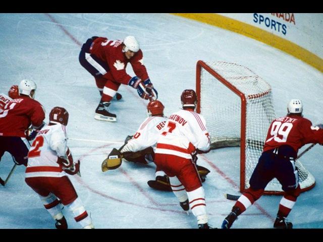 11 сентября 1987 года, Кубок Канады, финал СССР - Канада (6:5 ОТ) 1-ая игра