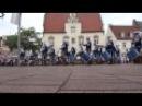 Fanfaren Marktplatz Haltern am See