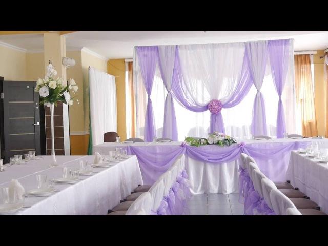 Оформление свадьбы в фиолетовом цвете mp4 смотреть онлайн без регистрации