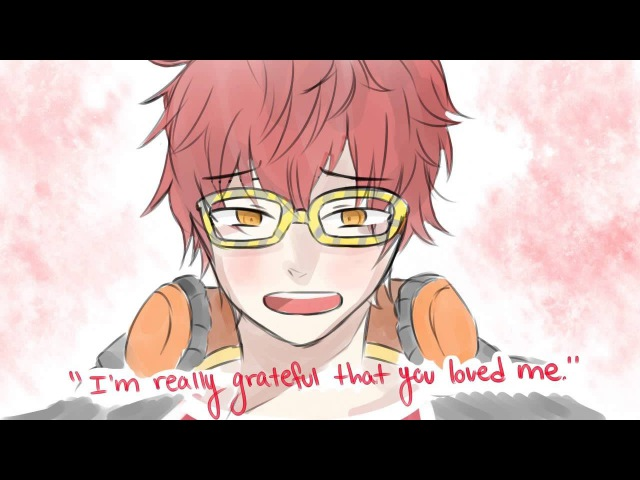 Mystic Messenger- RFA Rainbow Girl Animation