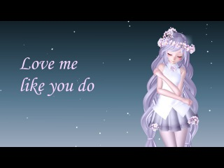 [MMD] Love me like you do