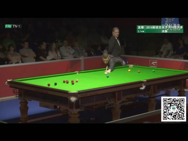 Mark Selby vs Tom Ford | FINAL Paul Hunter Classic 2016 Snooker