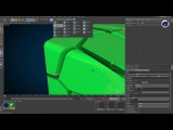 Tip - 123: How to bevel Surface Break Edges from Voronoi Fracturing