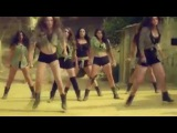 Вам это понравится танцы GO GO на улице в клубе,групповые танцы красивых девушек